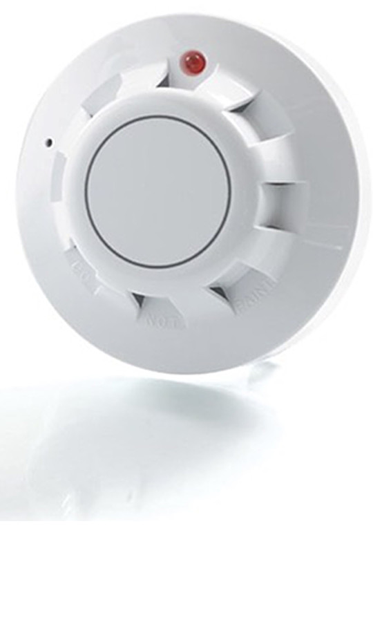 S50-OE-GA4/S65-OE Optical smoke detector for ceiling mounting